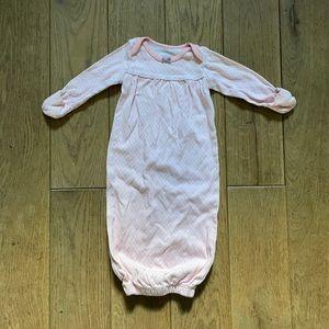 Pink sleep dress